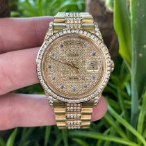 Rolex Day-Date Yellow gold 36mm Gold United States of America, California, Los Angeles
