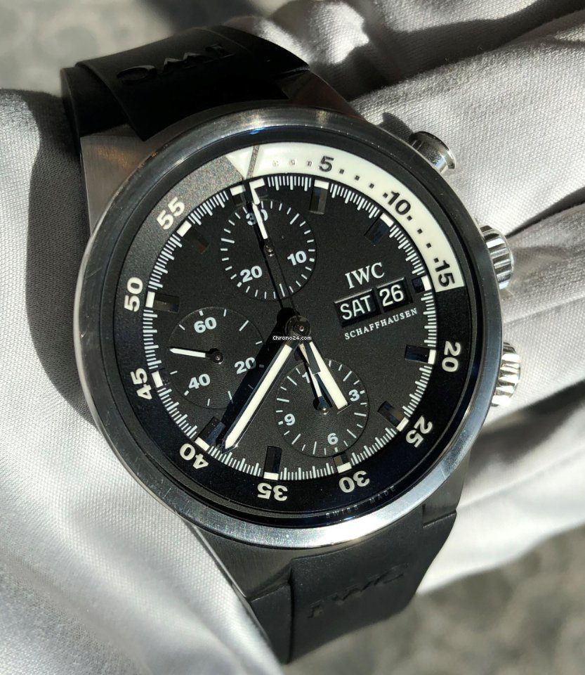 IWC Aquatimer Chronograph IW371933 pre-owned