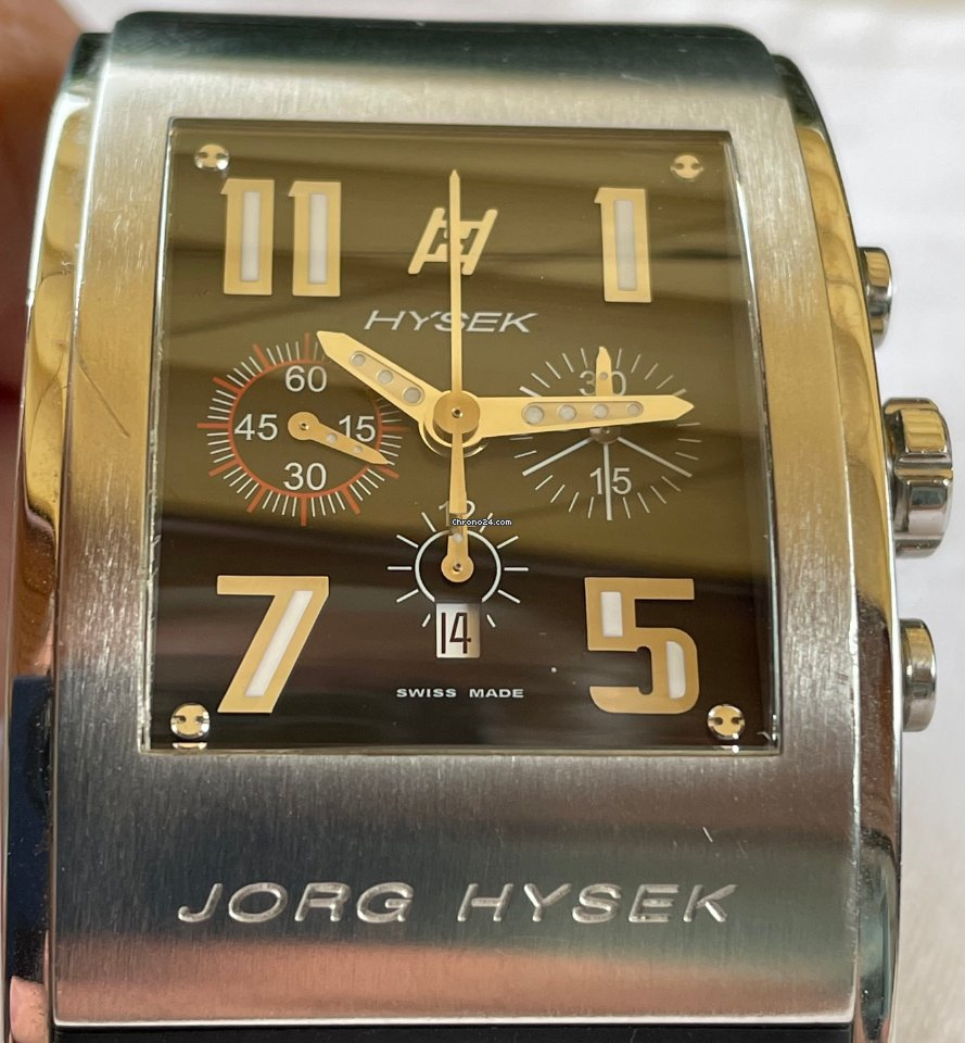 Jorg Hysek Kilada KI04-0979 2006 подержанные