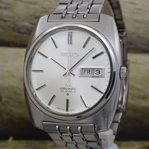 Seiko Steel 36mm Automatic 5606-8010 pre-owned