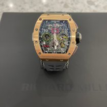 Richard Mille RM 011 Rose gold 50mm Transparent Arabic numerals United States of America, Florida, Boca Raton