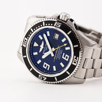 Breitling Superocean 44 Steel 44mm Black Arabic numerals United States of America, New Jersey, Oradell