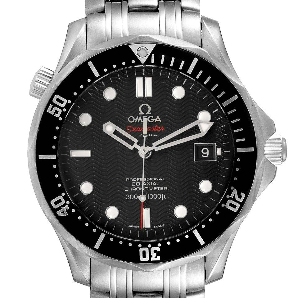 Omega Seamaster Diver 300 M 212.30.41.20.01.002 2009 подержанные