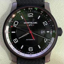 Montblanc Timewalker Steel 42mm Black