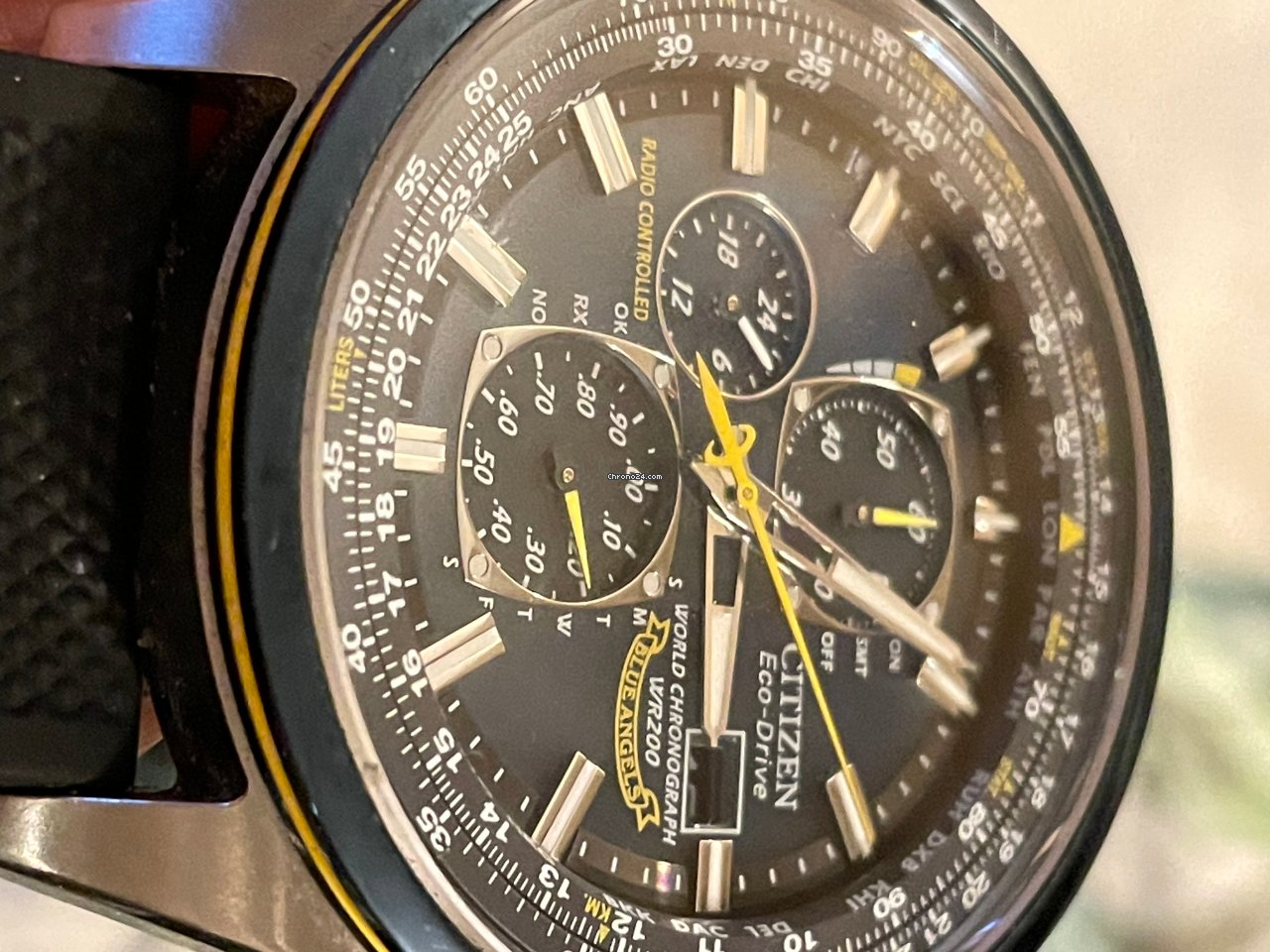 Citizen Promaster Sky AT8020-03L pre-owned