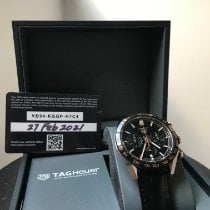 TAG Heuer Carrera Gold/Steel 44mm Black No numerals Australia, Melbourne