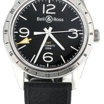 Bell & Ross BR V1 Steel 42mm Black United States of America, Illinois, BUFFALO GROVE
