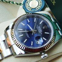 Rolex Datejust II Stahl 41mm Blau Keine Ziffern Deutschland, Bielefeld