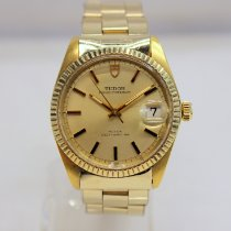 Tudor Prince Oysterdate Gold/Steel 34mm Champagne United States of America, Massachusetts, West Boylston