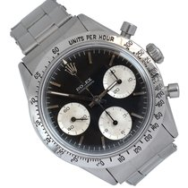 Rolex 6239 Steel 1964 Daytona 37mm pre-owned