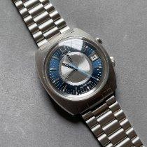 Omega Memomatic Acero 40mm Azul Sin cifras