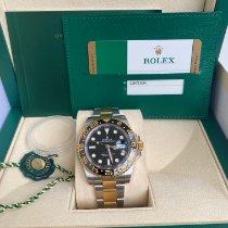 Rolex GMT-Master II Gold/Steel 40mm Black No numerals United States of America, Florida, Miami