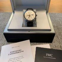 IWC Portofino Chronograph pre-owned 42mm