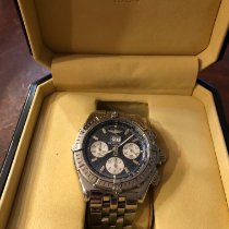 Breitling Crosswind Special Steel 44mm Blue No numerals United States of America, New York, Roslyn