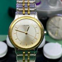 Seiko Credor Gold/Steel 27mm Champagne No numerals