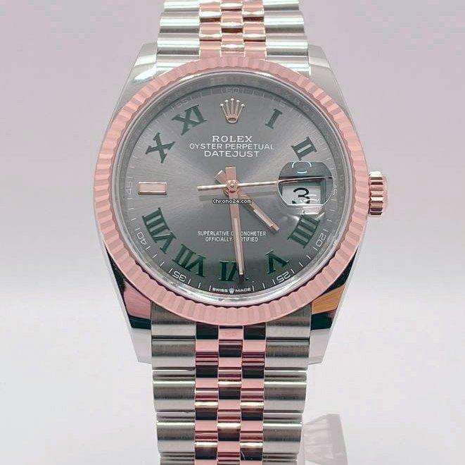 Rolex (ロレックス) Datejust 126231 2021 新品