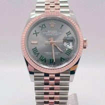 Rolex (ロレックス) Datejust 新品 2021 自動巻き 正規のボックスと正規の書類付属の時計 126231
