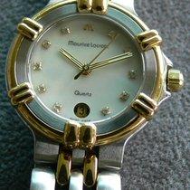 Maurice Lacroix Gold/Stahl 26mm Quarz 75326 mit Diamanten gebraucht Schweiz, Aargau