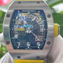 Richard Mille RM 029 Титан 48mm Прозрачный Aрабские