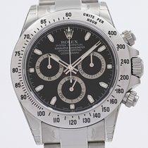 Rolex Daytona Steel 40mm Black No numerals South Africa, Johannesburg