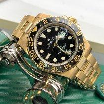 Rolex GMT-Master II 116718LN Ongedragen Geelgoud 40mm Automatisch