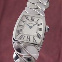 Cartier La Dona de Cartier Сталь 28mm Белый