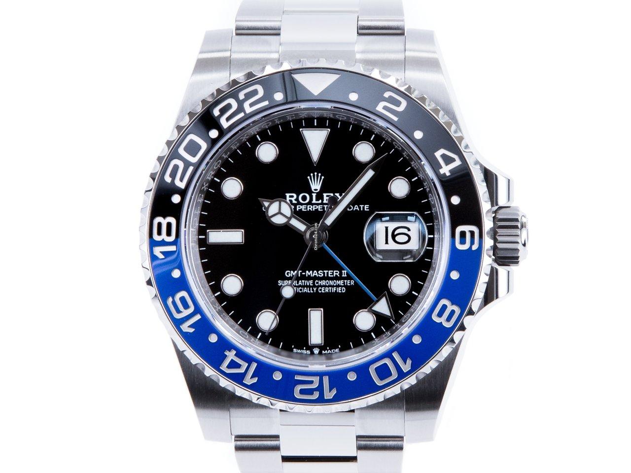 Rolex GMT-Master II 126710BLNR 2021 nou