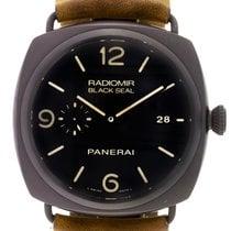 Panerai PAM 00505 Keramiek 2013 Radiomir Black Seal 3 Days Automatic 45mm tweedehands