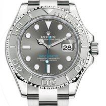 Rolex Yacht-Master 40 Steel 40mm Grey No numerals United States of America, Pennsylvania, Philadelphia