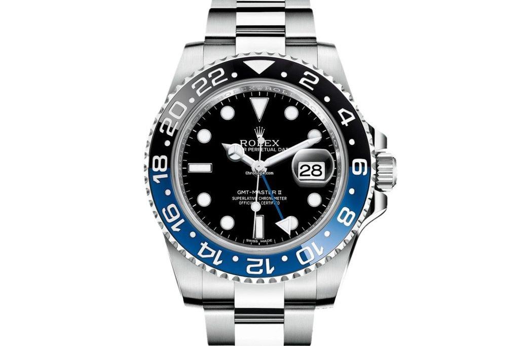 Rolex GMT-Master II 116710BLNR nou