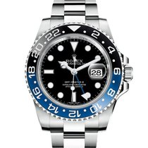 Rolex GMT-Master II Steel 40mm Black No numerals United States of America, Pennsylvania, Philadelphia