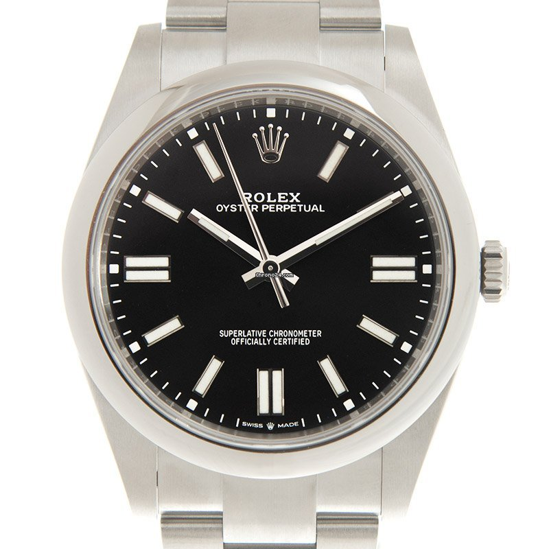 Rolex Oyster Perpetual 124300 new