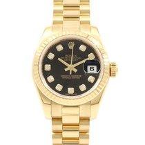 Rolex 179178G Lady-Datejust 26mm occasion