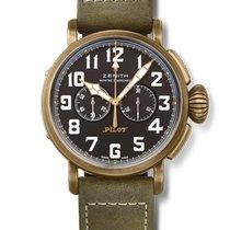 Zenith Pilot Type 20 Extra Special Bronze 45mm Black Arabic numerals