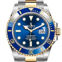 Rolex Submariner Date 126613lb Unworn Gold/Steel 41mm Automatic United States of America, Illinois, Chicago