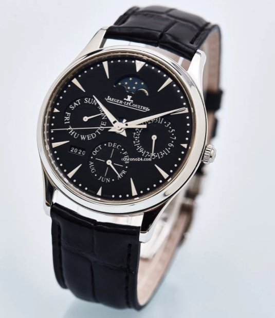 Jaeger-LeCoultre Master Ultra Thin Perpetual Q1308470 2021 new