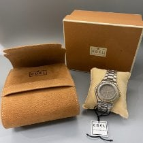 Ebel Discovery Gold/Steel 38mm Grey Roman numerals United States of America, California, Los Angeles