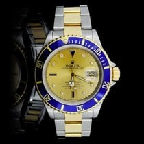 Rolex 16613 Gold/Steel 1995 Sultan 40mm pre-owned United States of America, Texas, Highland Village