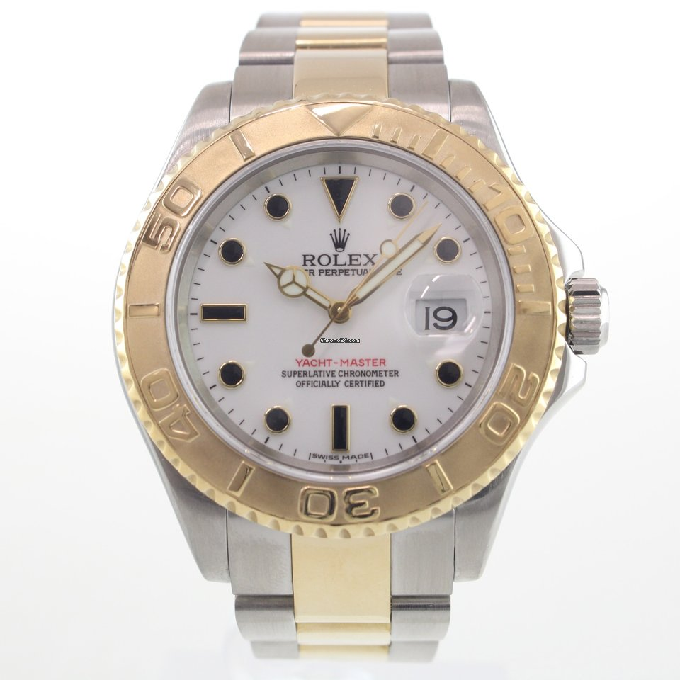 Rolex Yacht-Master 40 16623 2003 pre-owned