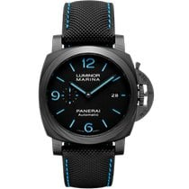 Panerai PAM 01661 New Carbon 44mm Automatic United Kingdom, CHESTER