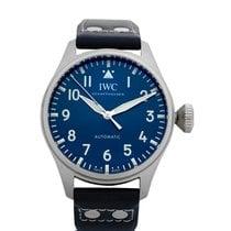 IWC Pilot 신규 2021 자동 시계 및 정품 박스와 서류 원본 IW329303