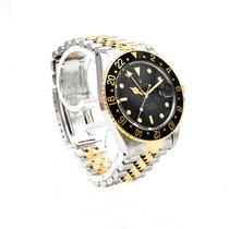 Rolex GMT-Master 16753 Muy bueno Acero y oro 40mm Automático