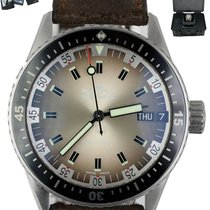Blancpain Fifty Fathoms Bathyscaphe Steel 43mm Brown United States of America, New York, Smithtown