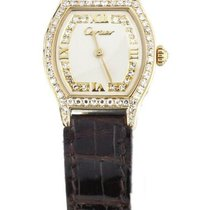 Cartier Tortue Yellow gold 20mm Silver United States of America, Illinois, BUFFALO GROVE