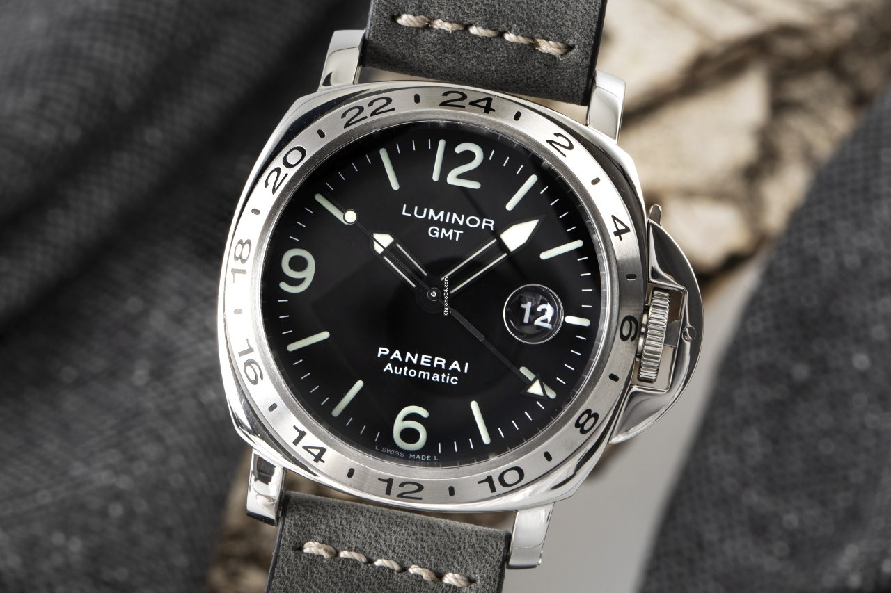 Panerai Luminor GMT Automatic OP6505 2000 pre-owned