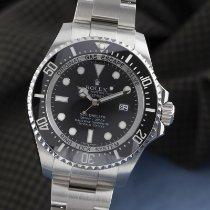 Rolex Sea-Dweller Deepsea Stahl 43mm Schwarz Deutschland, Chemnitz