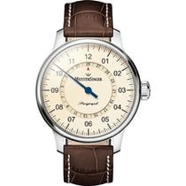 Meistersinger Perigraph AM1003 New Steel 43mm Automatic United Kingdom, Manchester