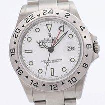 Rolex Explorer II Steel 40mm White No numerals South Africa, Johannesburg
