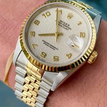 Rolex Gold/Steel Datejust 36mm pre-owned United States of America, Texas, Houston
