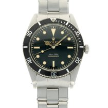 Rolex Submariner (No Date) 5508 Very good Steel 37.5mm Automatic United States of America, California, Beverly Hills